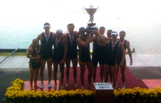2011 Canadian Henley Gold medal winners... SO proud!
