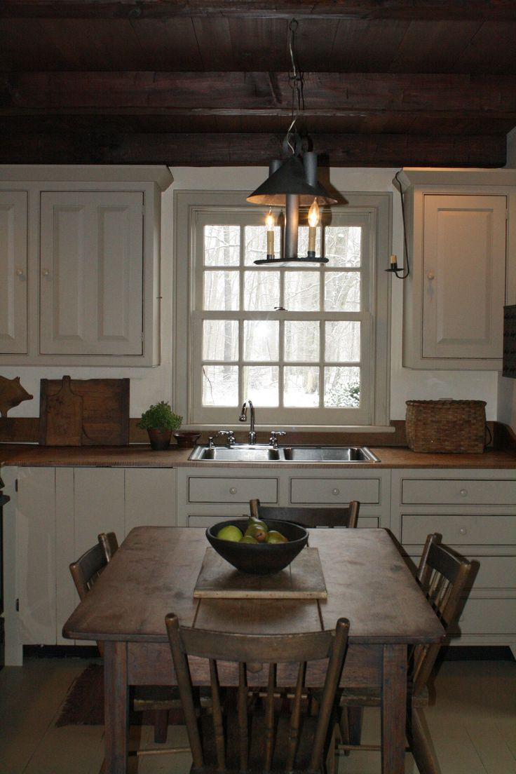 Primitive Kitchen Furniture 25 Best Ideas About Primitive Kitchen Cabinets On Pinterest