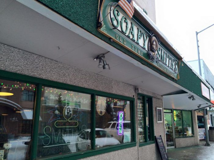 12. Soapy Smith's Pioneer Restaurant – Fairbanks