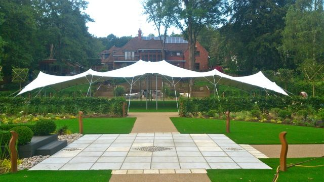 Corporate Marquee 1
