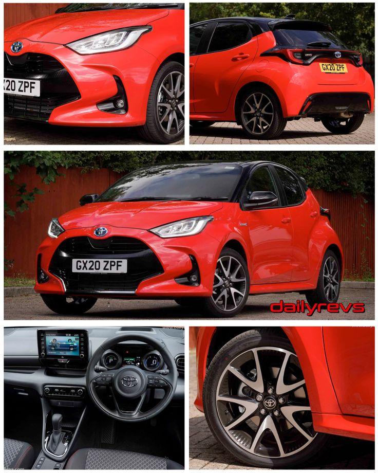 2020 Toyota Yaris UK Version Dailyrevs in 2020 Yaris