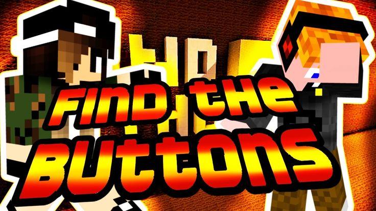 Minecraft - Kettő Find the buttons map! [A KIS RÖVIDKÉK!]