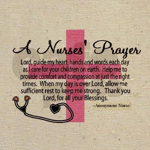 God, let this be the prayer of every nurse and doctor working on Sarah and Morgan, and may you be with them every step of the way. In Your name, Amen.