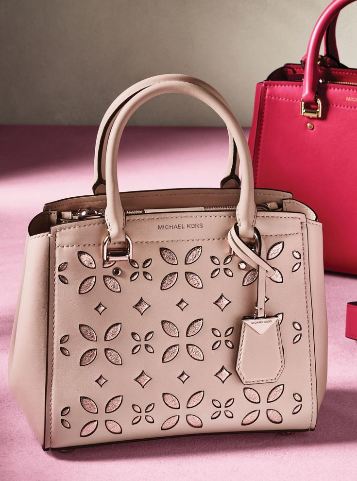 701a633e288 Benning Medium Perforated Leather Satchel | Handbags | Leather ...