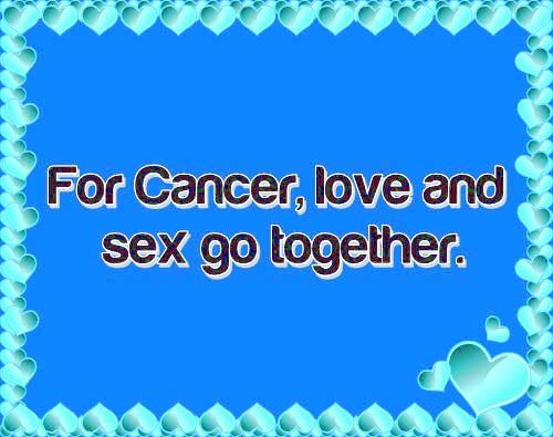 Today's Cancer Love Horoscope