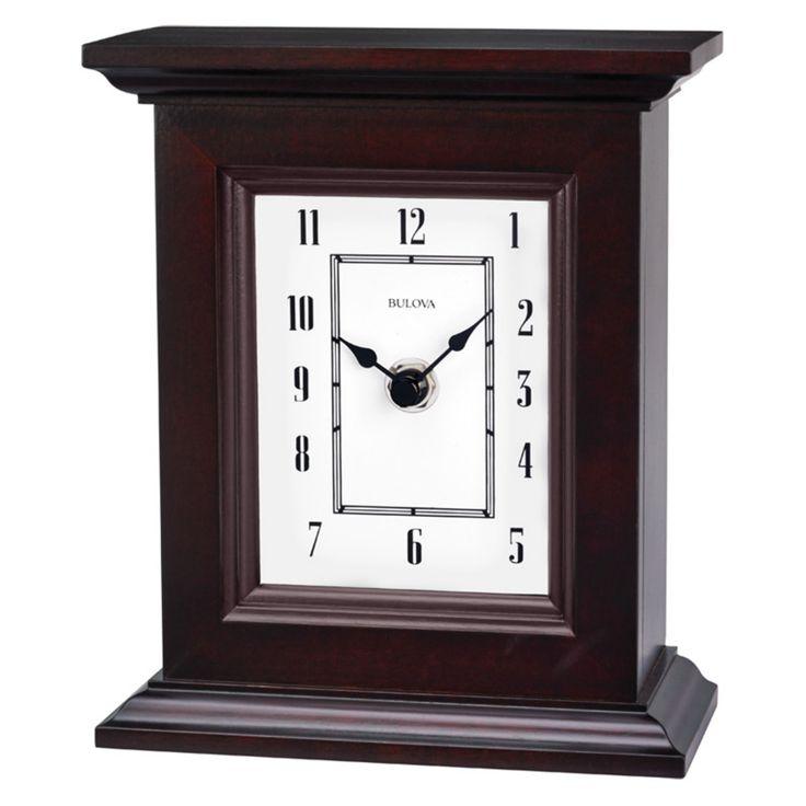 Bulova Bristol Tabletop Clock - B1531