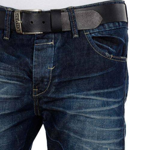 Patria Mardini Slim Fit Jeans navy