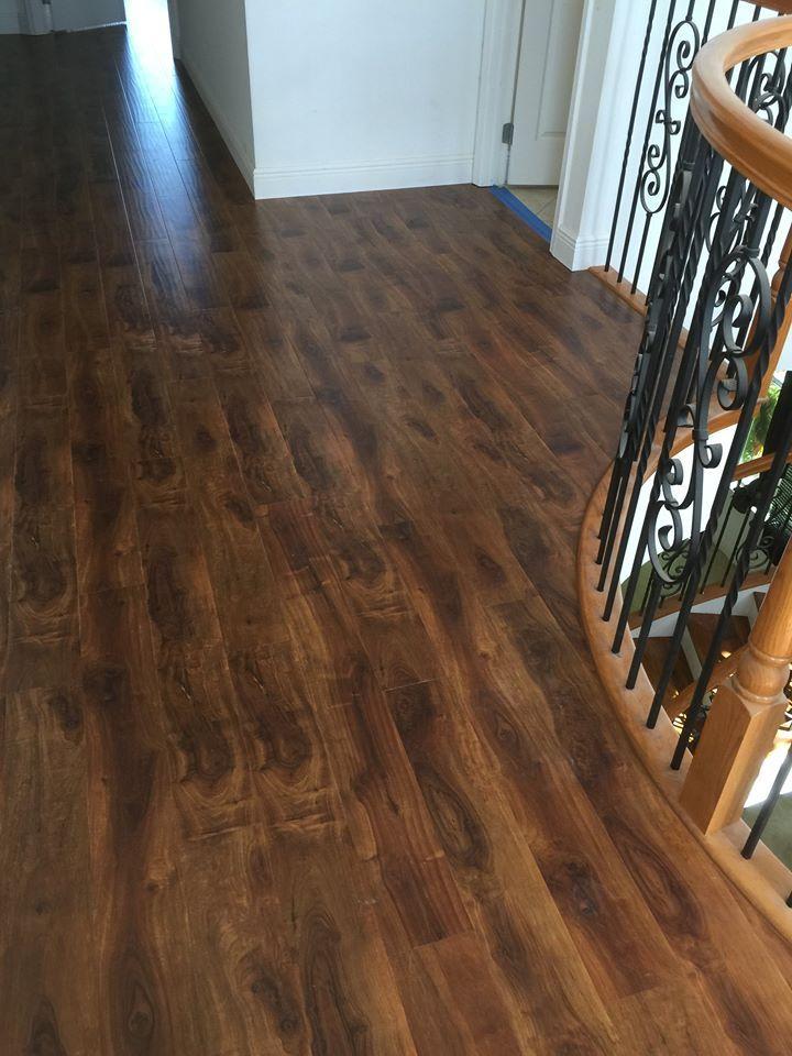 Parkay Laminate Flooring Forest Mocha