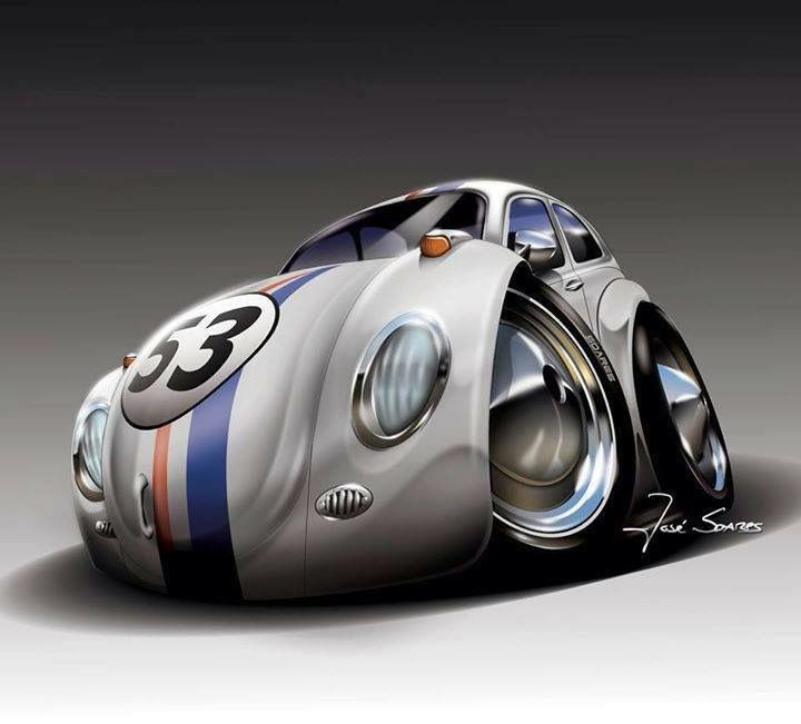 17 Best Images About Herbie THE LOVE BUG On Pinterest