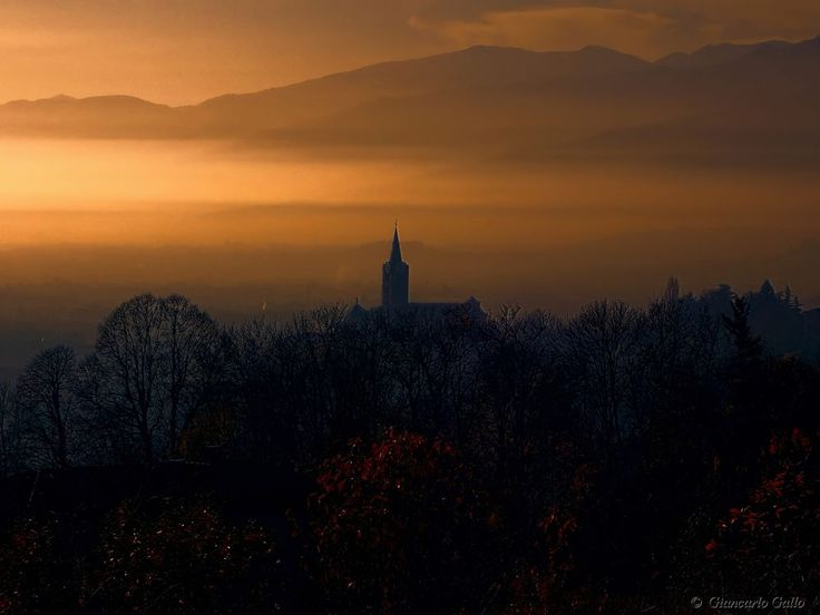 View from the hill by Giancarlo Gallo
