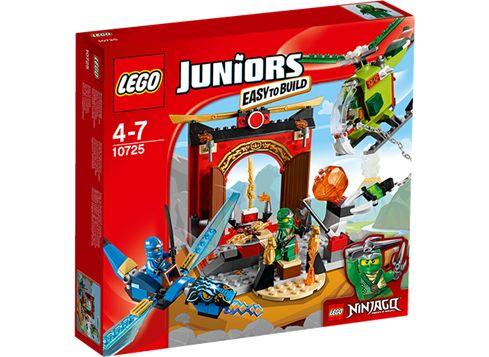 LEGO Juniors 10725 Det försvunna templet
