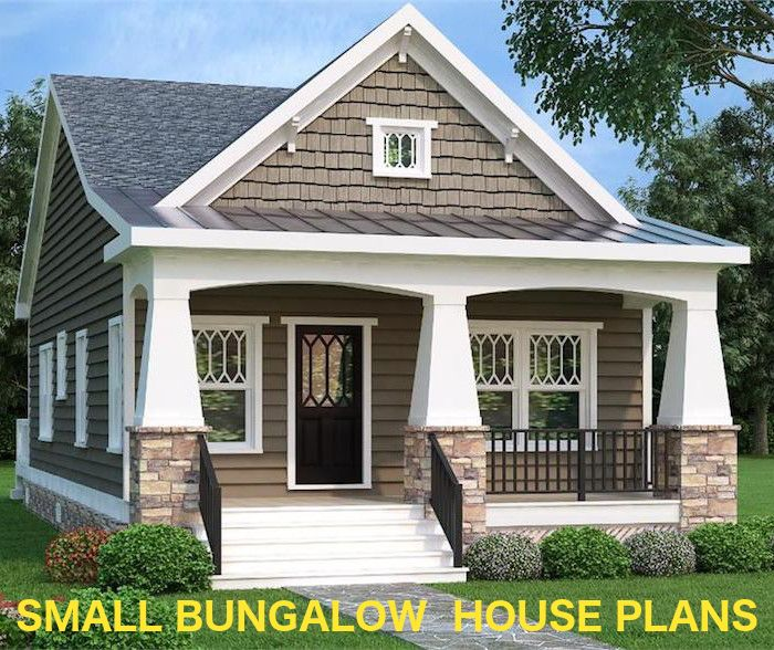 1000 Sq Ft Bungalow House Plans In 2020 Small Bungalow Craftsman Bungalow Exterior Craftsman Style House Plans