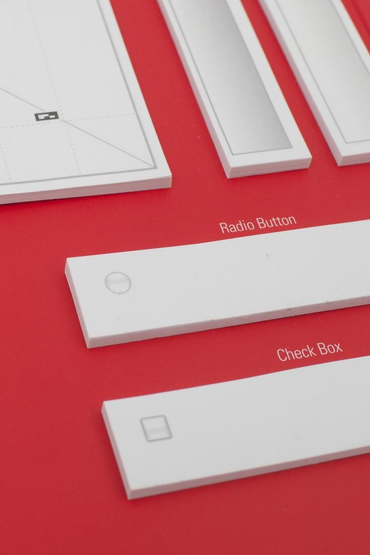 UXPin custom made stickers.