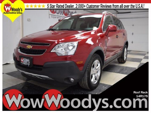 2014 Chevrolet Captiva For Sale in Chillicothe, MO, Kansas City, MO