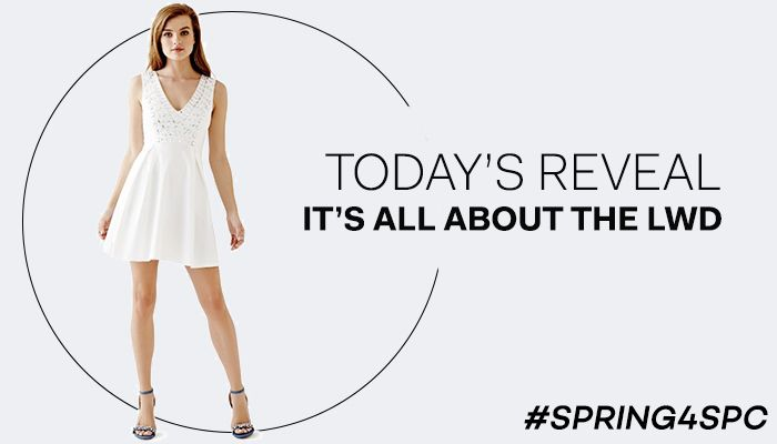 The perfect Little White Dress from @guess