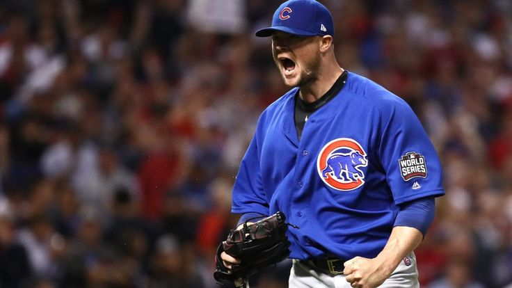 Levine: Cubs' Lester, Hendricks Finish 2nd, 3rd In NL Cy Young Race
