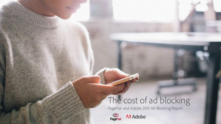 In the third annual ad blocking report, PageFair, with the help of Adobe, provides updated data on the scale and growth of ad blocking software usage and highl…