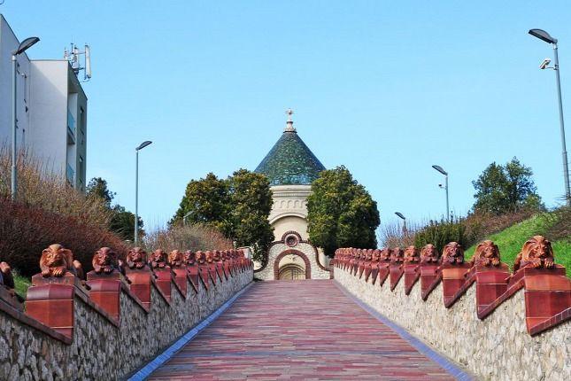 Pécs - Zsolnay negyed