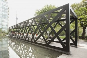 Deluxe Architecture of A Floating Dining Pavilion – Scarpetta Dining Pavilion