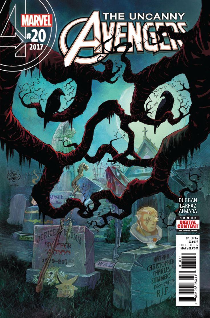 Uncanny Avengers (2015) Issue #20