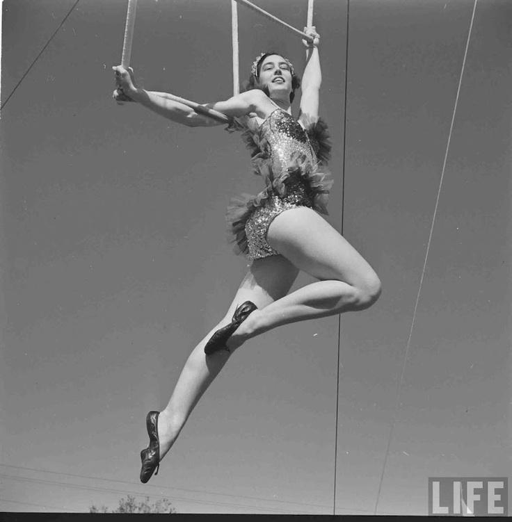 Old circus artist photo again