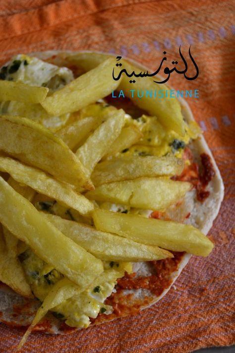 Chapati tunisien