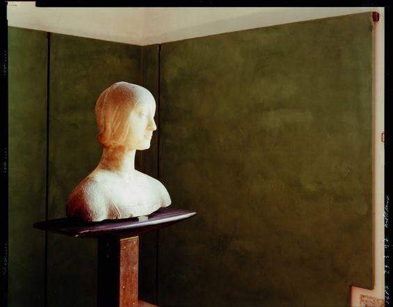 Fotografia di Guido Guidi Palazzo Abatellis a Palermo, 1997 [© Guido Guidi]