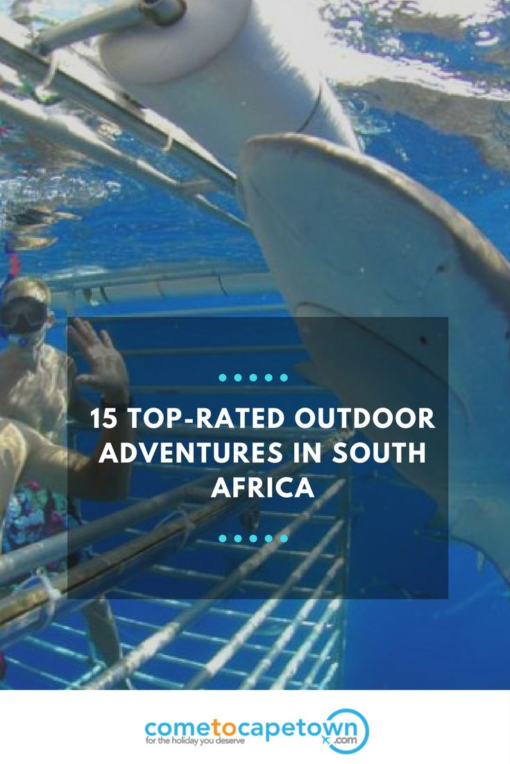 Are you looking for those ideal destinations for outdoor adventures in South Africa?