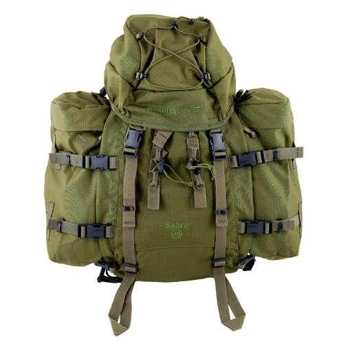Karrimor Sabre 45 Rucksack with Side Pockets