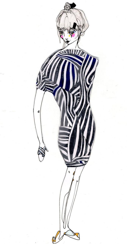 Sharon Tate, Sailing & 60s Op Art - Timi Hayek