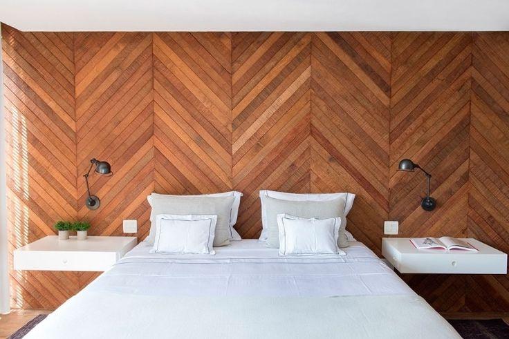 decoracao de interiores estilo tradicional : decoracao de interiores estilo tradicional:Arquitetura. No quarto da casa de campo, em lugar de uma tradicional