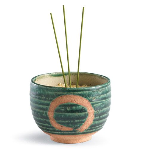 Zen Circle Incense Bowl:DharmaCrafts meditation supplies