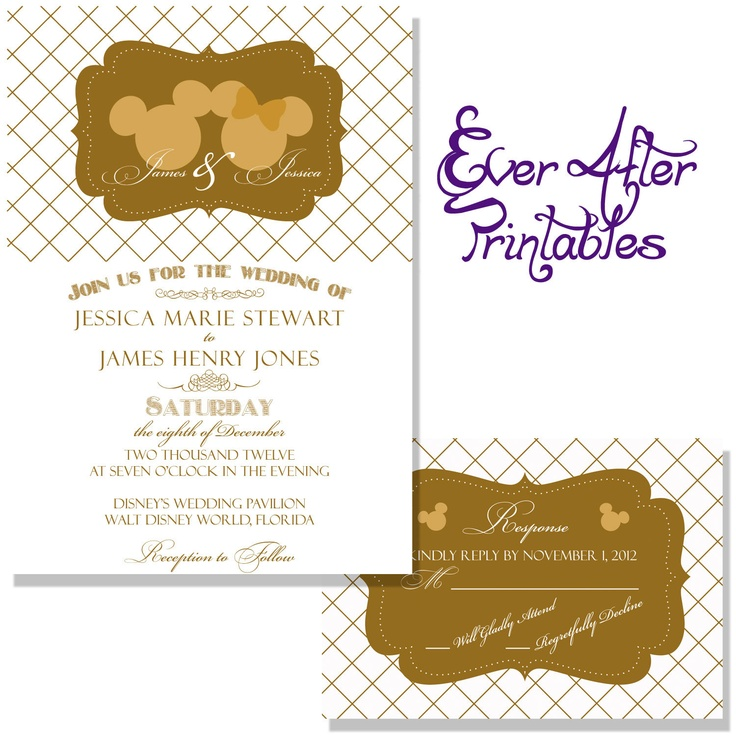 141 best Disney Invitations images on Pinterest Invitations