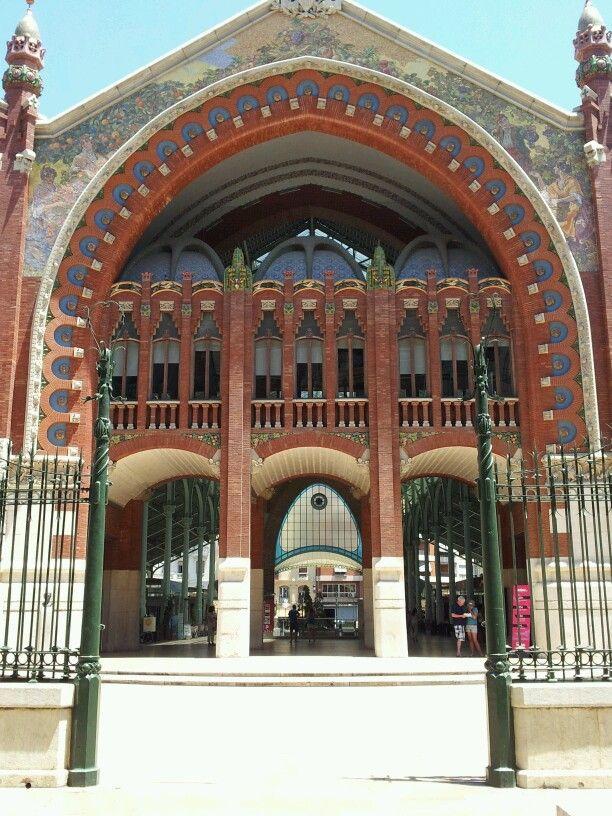 Valencia - Mercado de Colon