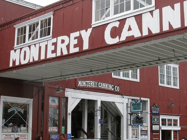 Cannery Row My California California Travel Beautiful