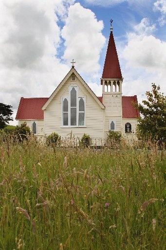 Ormondville Church.