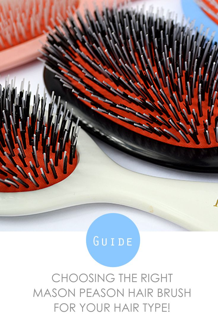 Invest in the best Mason Pearson Brush for your hair type