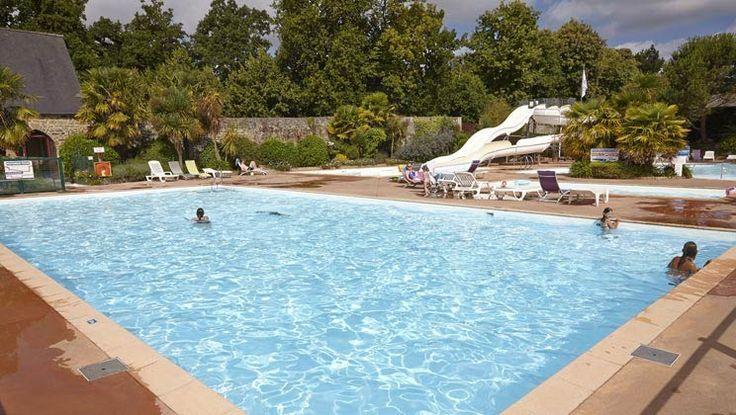 Saint-Cast-le-Guildo eurocamp rental: Chateau de Galinee