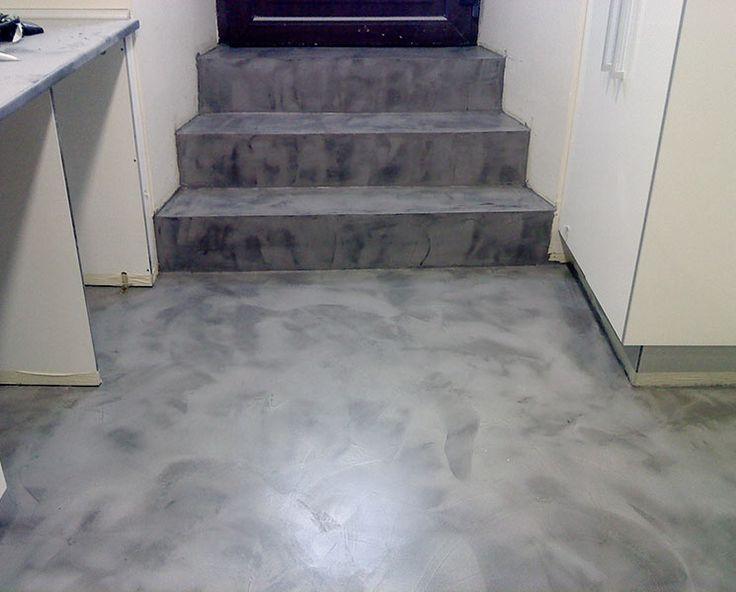 b ton cir escaliers escalier pinterest beton cir escaliers et beton. Black Bedroom Furniture Sets. Home Design Ideas