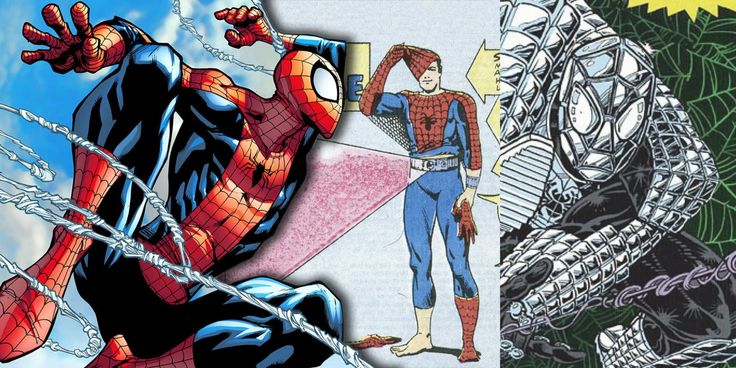 Spider-Man's 10 Most Amazing Gadgets