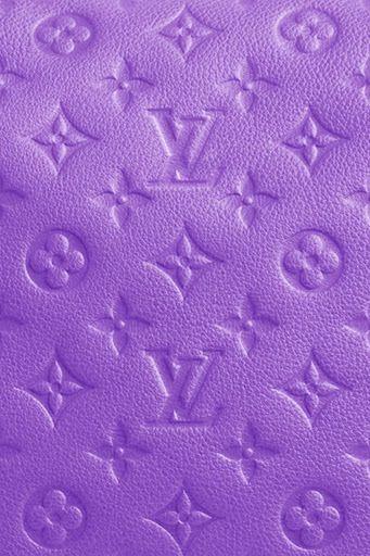 Purple Louis Vuitton iPhone background Randoms! Pinterest