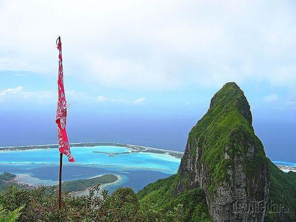 Bora Bora, Francúzska Polynézia | Dromedár.sk
