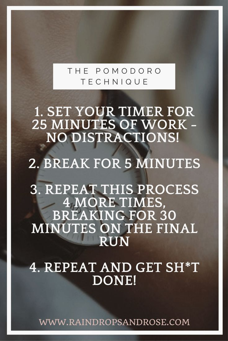 Final Exam Tips