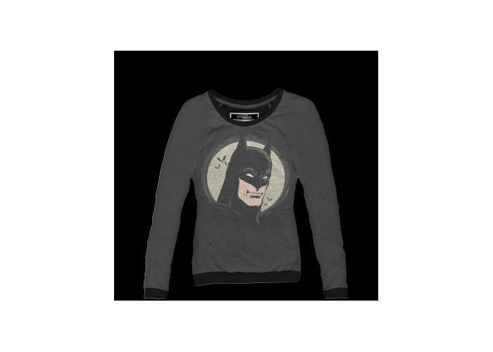 El Caballero de la Noche Pullover Mujer -  #Batman #TheDarkKnight #DC #BatmanvSuperman #MascaraDeLatex
