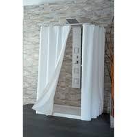 Oltre 25 fantastiche idee su tende da doccia su pinterest - Tende per doccia in lino ...