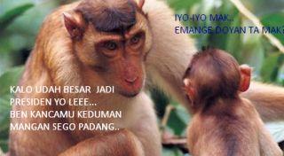 Gara-gara Kampanye Pilpres di Kebun Binatang Surabaya
