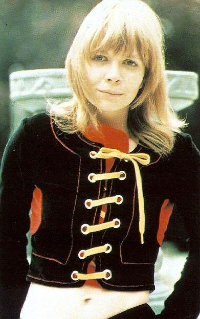 Katy Manning  - many adorable outfits as Jo Grant.