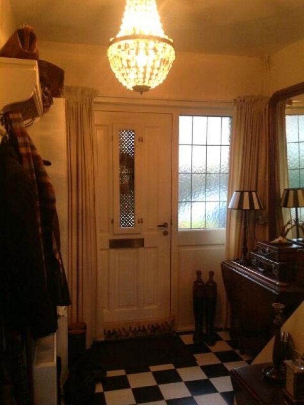 Binnenkijken interieur: Engels stijl