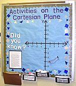 Interactive Bulletin Boards for high school math! :)