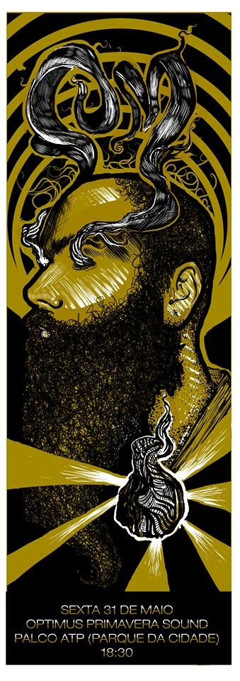 OM by Eyeless illustrator
